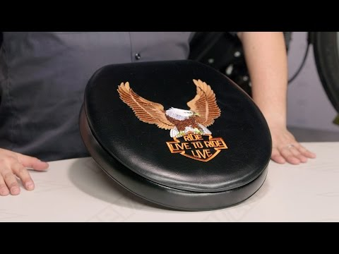Live to Ride Toilet Seat Review at RevZilla.com