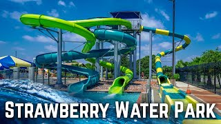 All Water Slides at Strawberry Water Park
