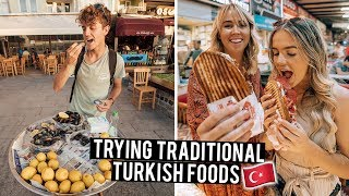 We Tried Traditional Turkish Foods in Canakkale & Ayvalik thumbnail