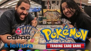 Gameplay aprendendo a jogar Pokemon  TCG | #ContinuanoGame