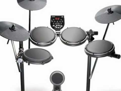 alesis dm6 electronic drum set the best electric drum set ever youtube. Black Bedroom Furniture Sets. Home Design Ideas