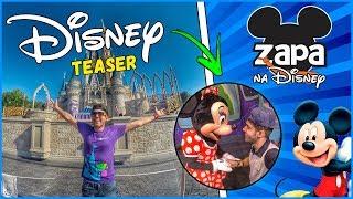 Felipe Zapa na Disney - Teaser Oficial
