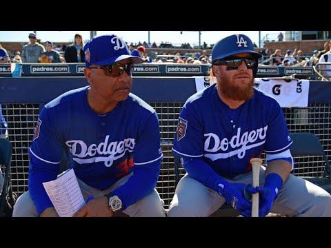 Justin Turner injury: Dodgers replace veteran third baseman on ...