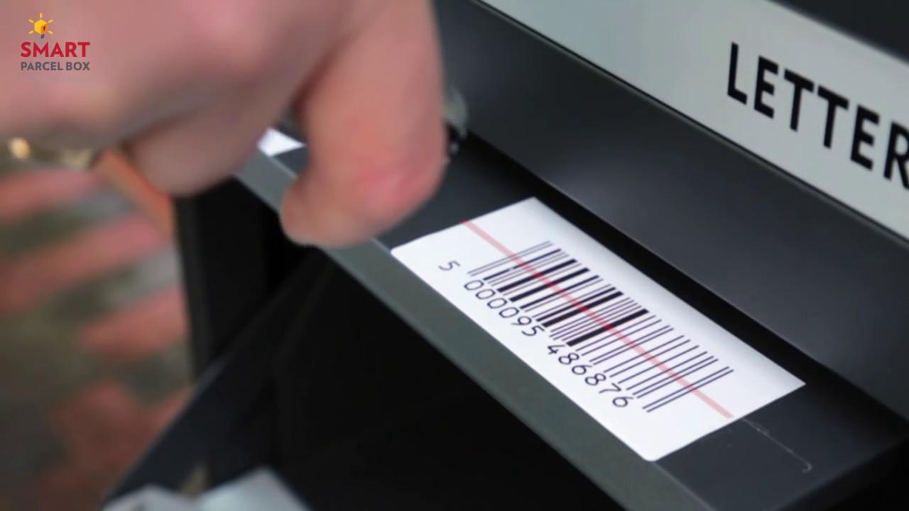Smart Parcel Box Outdoor Parcel Delivery Drop Box Amp Mail
