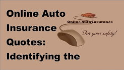 Online Auto Insurance Quotes  Identifying the Affordable Options - 2017 Car Insurance Tips