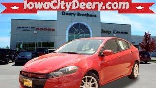 2013 Dodge Dart Used Cars For Sale Near Cedar Rapids, IA
