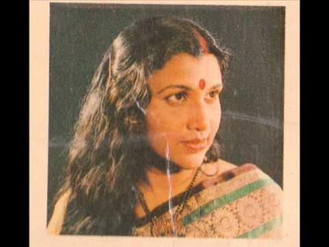 Tabassum's ''Jaane Duniya Ko Kya Ho Gayaa....'' sung by Sumitra Lahiri