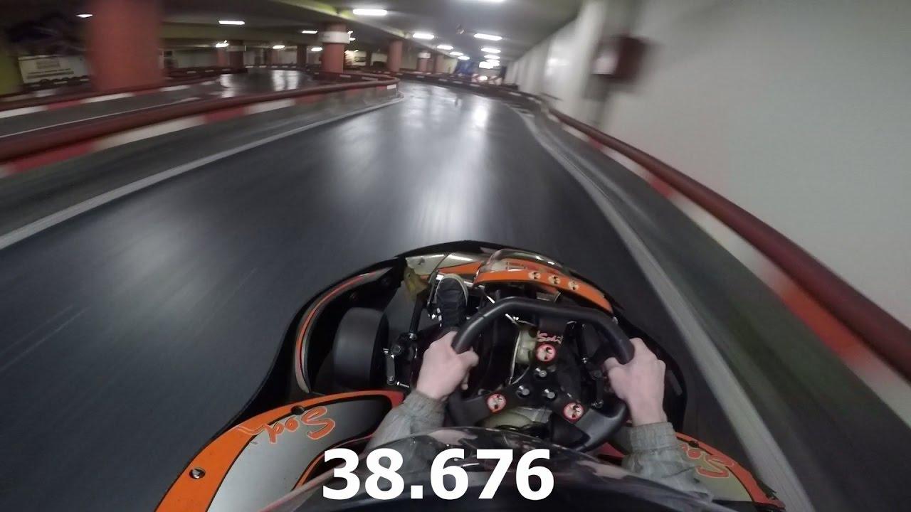 Motokary Kart Arena Plzen 27 12 2016 Cas 38 676 Youtube