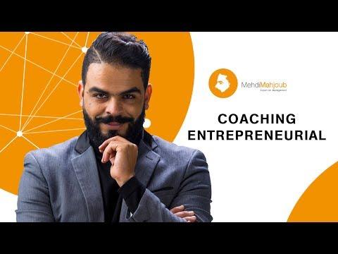 Mehdi Mahjoub - Coaching Entrepreneurial
