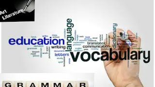 English vocabulary -  Difference in words video 2020