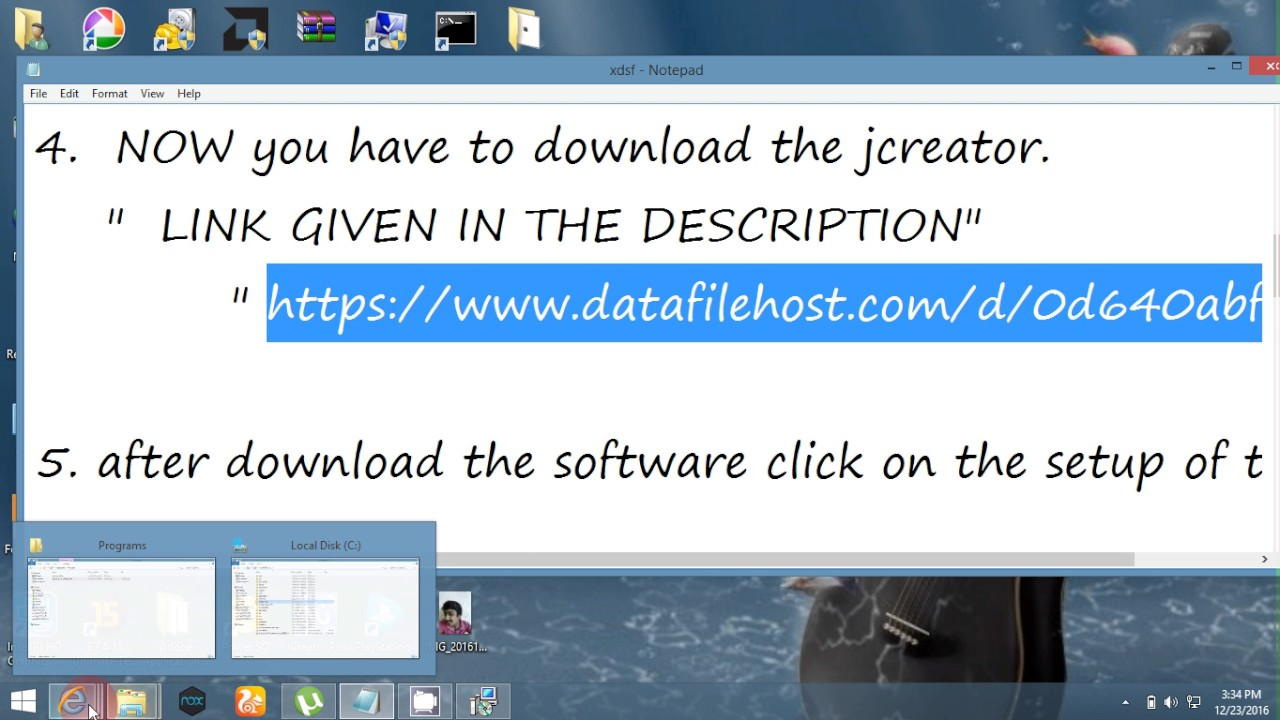 Jcreator pro 4. 5 free download archives pcpapa.