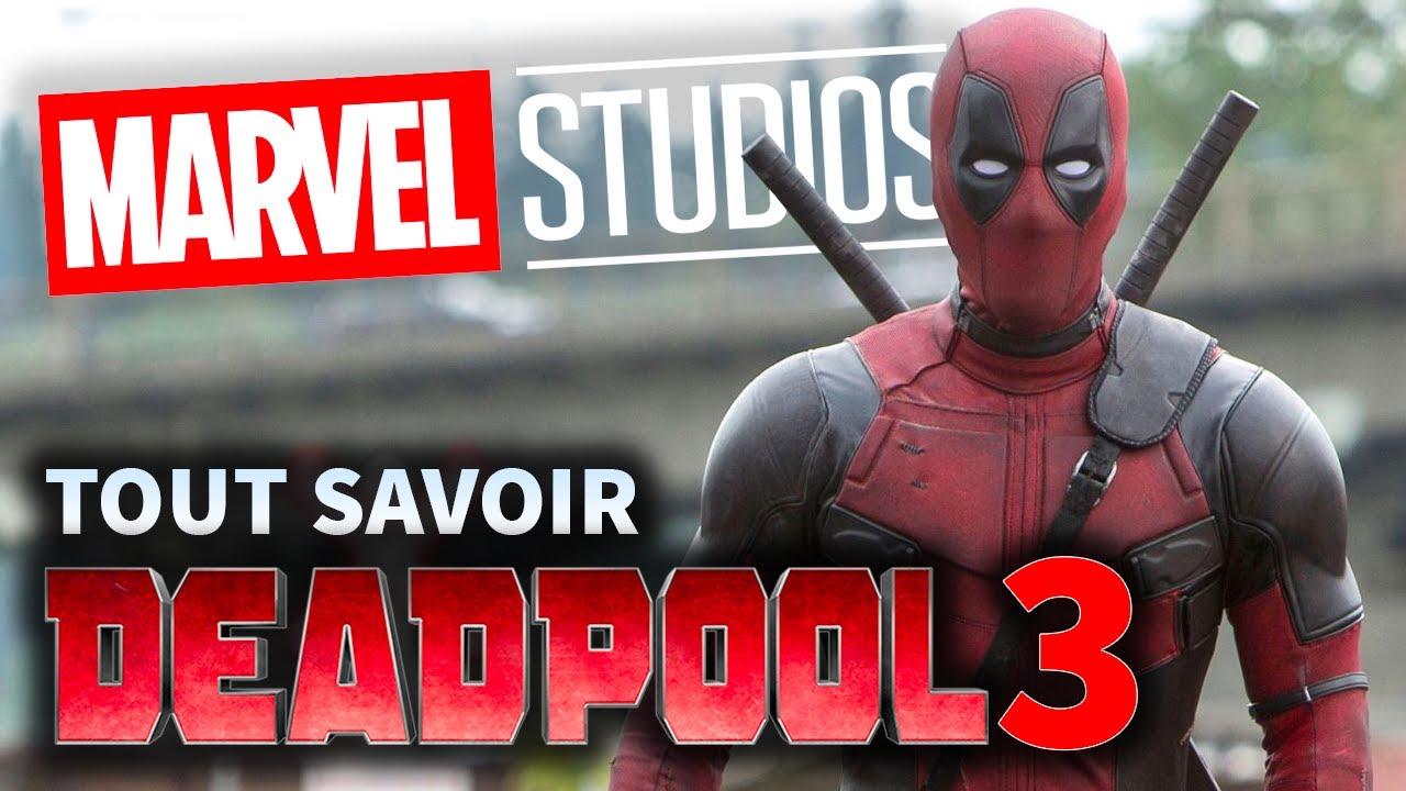 Download DEADPOOL 3 : TOUT SAVOIR du survivant de la fusion FOX/DISNEY !