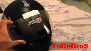 [ToDeBros] Review  Capacete Pro Tork New Liberty 4
