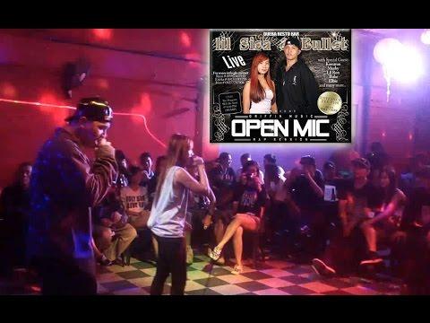 GRIFFIN MUSIC QUEBA Resto Bar OPEN MIC highlights