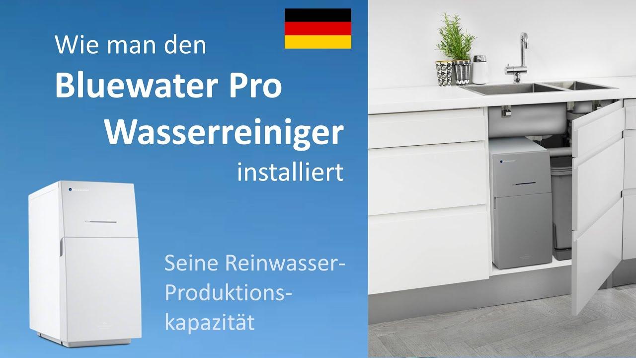 Wasser reiniger
