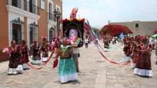 La cancion de sandunga en zapoteco