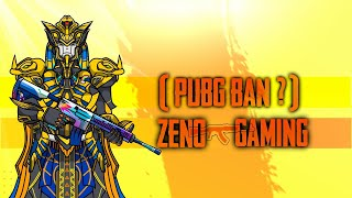 PUBG MOBILE BAN IN INDIA | [ USA] PUBG MOBILE LIVE WITH ZENO GAMING | UNLIMITED CUSTOM ROOMS