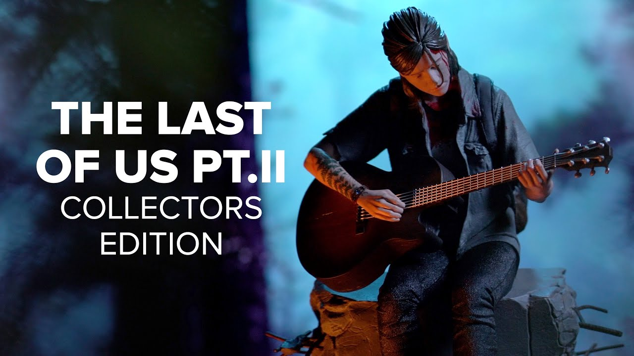 The Last Of Us PtII Collectors Edition Unboxing: Das ist in der Box  | deutsch