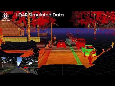 Innoviz's Rigid Motion Challenge - LiDAR Simulated Data