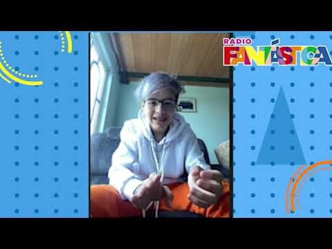 Entrevista a Juanse Laverde en Radio Fantástica