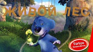 ЖИВОЙ ЛЕС (2001) мультфильм