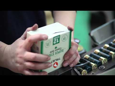 TRUST Secrets Of Ammunition Manufacturing