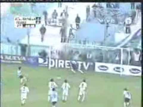 ATLETICO RAFAELA 1 - 0 Ferro Clausura 2007 Gol Ivan Juarez