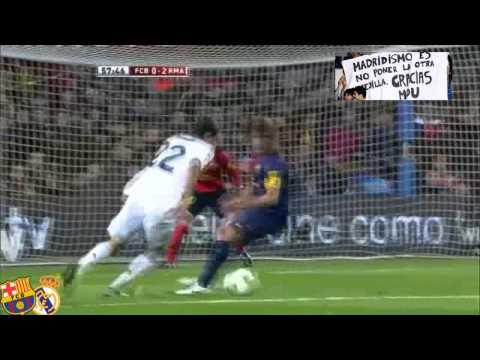 Barcelona 1 — Real Madrid 3 [Audio RAC1, Bilis inside] - HD