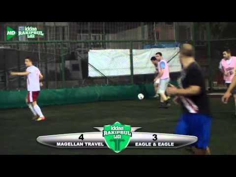 Magellan travel   Eagle & Eagle iddaa RakipBul İzmir Ligi HD 1