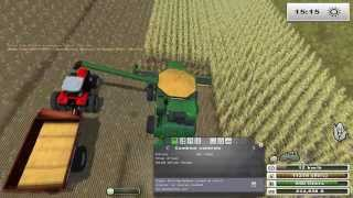 Farming Simulator 2013 - Tutorial Courseplay #03 - Bazucando