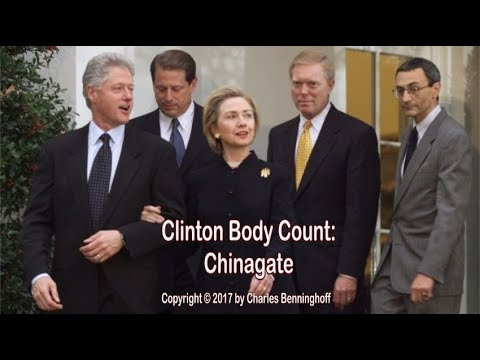 Hillary Clinton Body Count Seth Rich Chinagate Vol 4 of 10