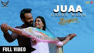 Babbu Maan Juaa (Official Music ) Banjara | Latest Punjabi Song 2018