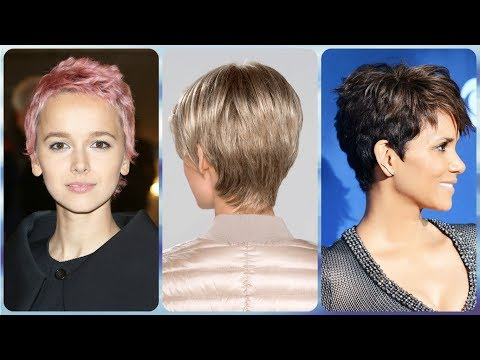 💞 Beautiful ideas for short layered hairstyles 2019 💞