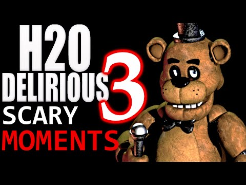 H2O Delirious Scary Moments 3!