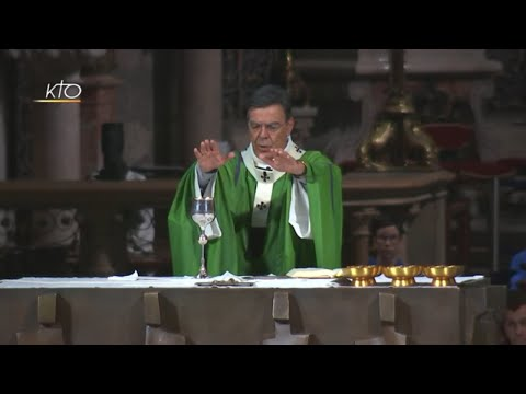 Messe du 21 octobre 2018