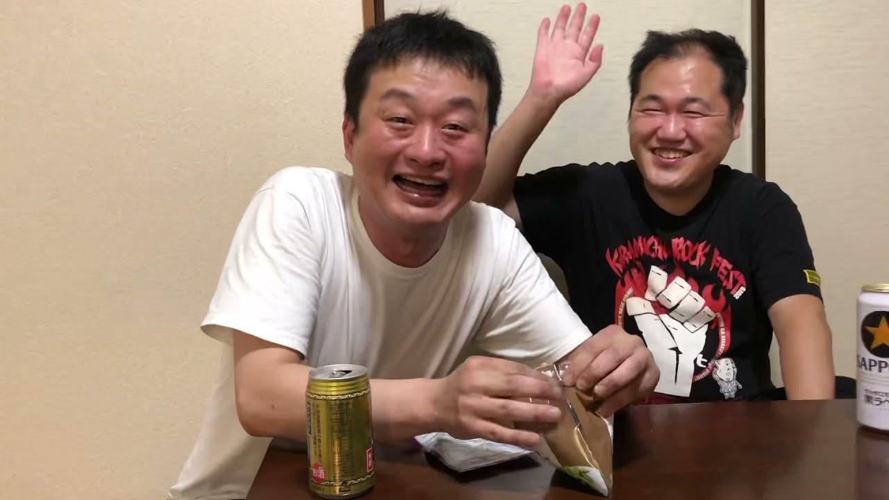 料理の別人・けいじ12〜ゲスト・三浦マイルド〜【枝豆のゆかり和え】