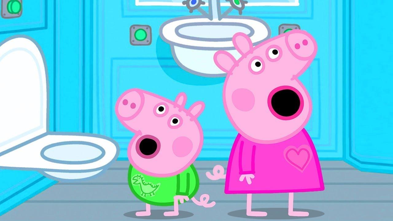 Download Peppas lange Zugfahrt 🚂 Cartoons für Kinder   Peppa Wutz Neue Folgen