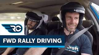 Braking To Go Faster?   How To Rally Lesson TWO [RALLY RANCH]