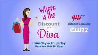 AAA Carolinas - Discount Diva Promo