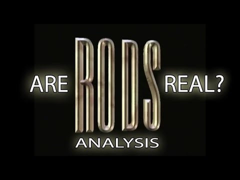 RODS Sky Fish. Are They Real? Analysis Explains What They REALLY Are.