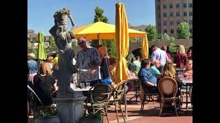 Tasting on the Terrace Wine Event at Trezo Mare Kansas City
