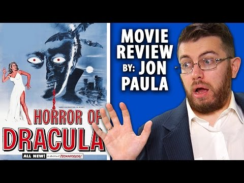 Horror Of Dracula (1958) — Movie Review #JPMN