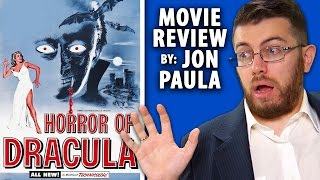 Horror Of Dracula (1958) -- Movie Review #JPMN