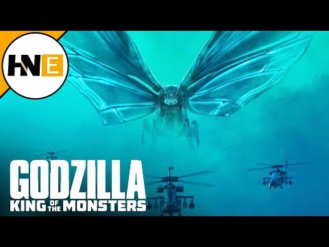 Mothras Origins in Godzilla: King of the Monsters EXPLAINED