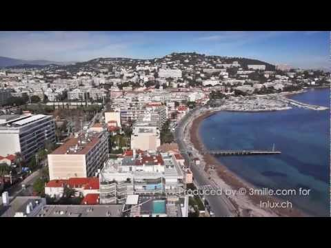 Palm Beach Duplex apartment for rent in Cannes