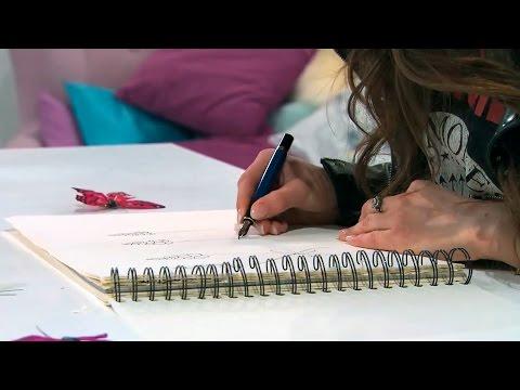 Jill - DIY: Hoe teken je bloemen?