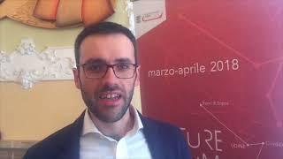 Saverio D'Eredita al Future Forum