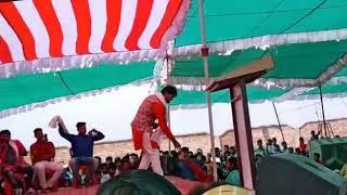Zamania Saidabad Me Arvind Akela Kallu Ka Program