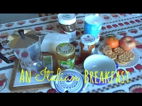 Italian breakfast | Learn Italian with Lucrezia