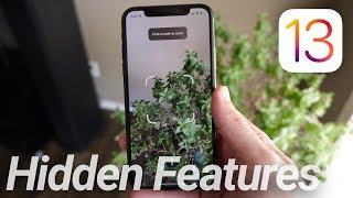 iOS 13 What's New Part 2! 50+ More Hidden Features & Changes Video